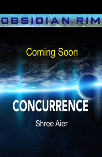 Coming Soon cover for Concurrence by Shree Aier
