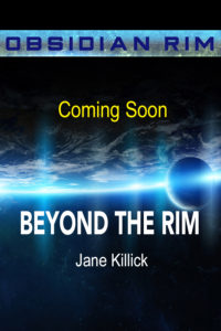 Coming Soon cover for Beyond the Rim by Jane Killick