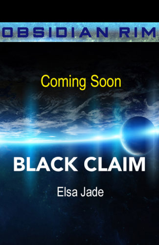 Coming Soon Cover for Black Claim by Elsa Jade