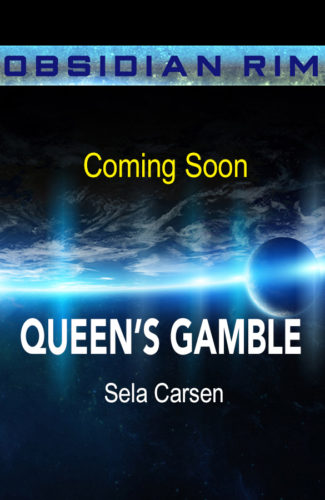 Queen's Gamble by Sela Carsen