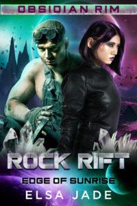 Rock Rift by Elsa Jade