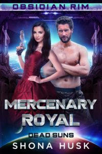 Cover Mercenary Royal by Shona Husk