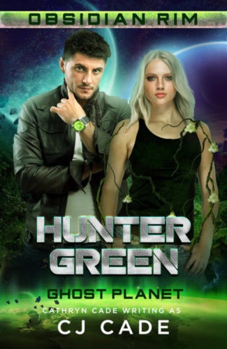 Cover for Hunter Green by C. J. Cade
