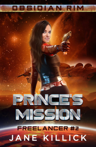 Cover for Prince's Mission by Jane Killick