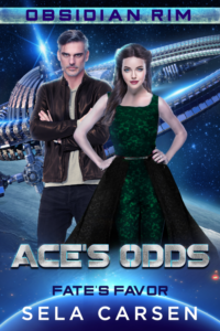 Cover for Ace's Odds by Sela Carsen