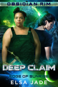 Cover for Deep Claim by Elsa Jade